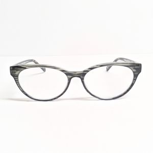 Retro Style Cat Eye Reading Glasses 1.50  Black